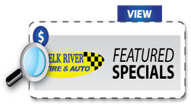 Featured Automotive Repairs Specials