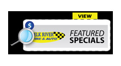 Featured Auto Repair Services Specials